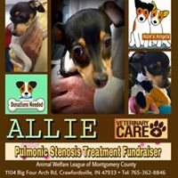 Animal Welfare League Of Montgomery County Indiana