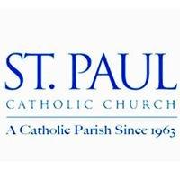 St Paul Catholic Church Pensacola