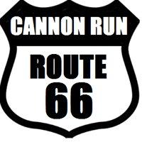 Cannon Run Route 66