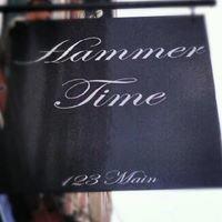 Hammer Time Bar