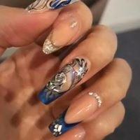 Asia style Nails