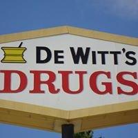 DeWitt's Drug Store