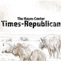 Hayes Center Times Republican