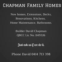 Chapman Family Homes