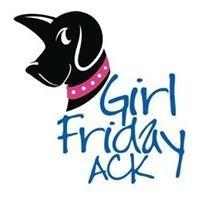 Girl Friday ACK