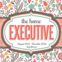 The Home Executive Planner