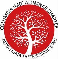 Columbia (MD) Alumnae Chapter of Delta Sigma Theta Sorority, Inc