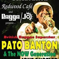 Reggae at the Redwood