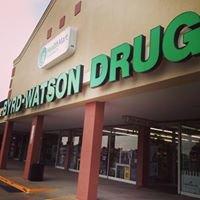 Byrd Watson Drug Company of Centralia