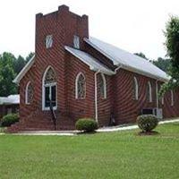 Gaines Chapel A.M.E. Church -  Efland, NC