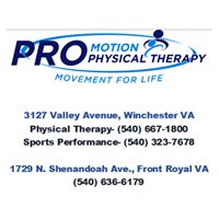 PRO Physical Therapy/PRO Motion