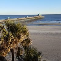 On the Edge of America, Folly Beach, SC