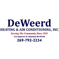 Deweerd Heating and Air Conditioning