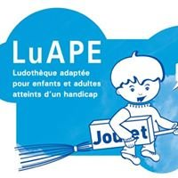 LuAPE - ludothèque adaptée aux personnes handicapées, ouverte à tous