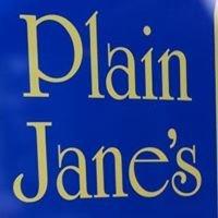 Plain Jane's Antiques