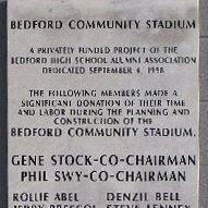 Bedford Community Stadium