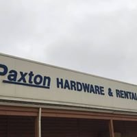 Paxton Hardware and Rental