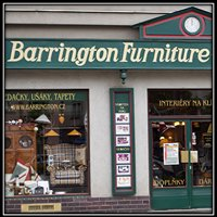 BARRINGTON FURNITURE - stylový nábytek, luxusní nábytek a stylové sedačky