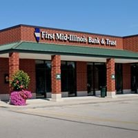 First Mid-Illinois Bank & Trust Champaign Main