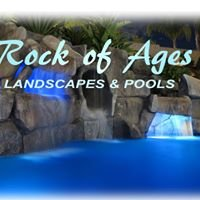 Rock of Ages Landscapes and Pools