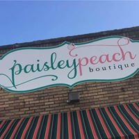 Paisley Peach Boutique