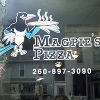 Magpie's pizza