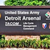 United States Army-Detroit Arsenal (TACOM)