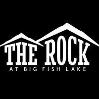 The Rock at Big Fish Lake