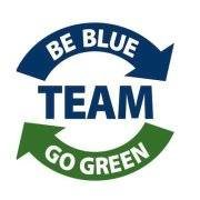 Be Blue, Go Green
