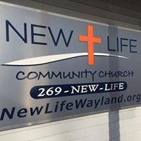 New Life Community, Wayland