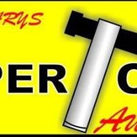 SUPER TOOLS AUSTRALIA - St Marys