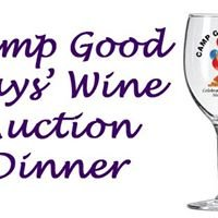 Camp Good Days Wine Auction Dinner