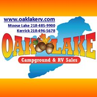 Oak Lake Campground of  Kerrick MN