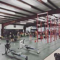 CrossFit Stars and Bars