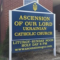 Ascension of Our Lord - Ukrainian Catholic Church