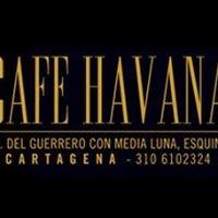 Cafe Havana Cartagena