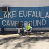 Lake Eufaula Campground