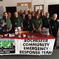 Rochester Community Emergency Response Team (CERT)