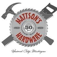 Mattson's True Value Hardware