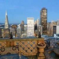 The Penthouse Suite at The Fairmont San Francisco