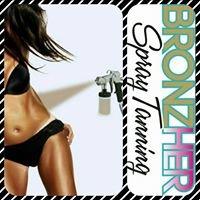 BronzHer Spray Tanning