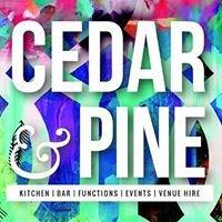 Cedar & Pine Bar