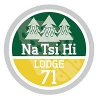Order of the Arrow - Na Tsi Hi Lodge 71