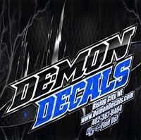 Demon Decals