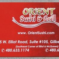 Orient Sushi & Grill