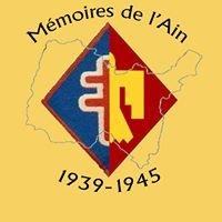 Mémoires de l'Ain 1939-1945