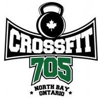 CrossFit 705 North Bay's CrossFit Garage Gym