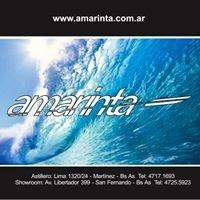 Lanchas Amarinta