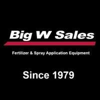 Big W Sales