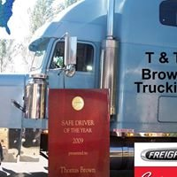 T & T Brown Trucking